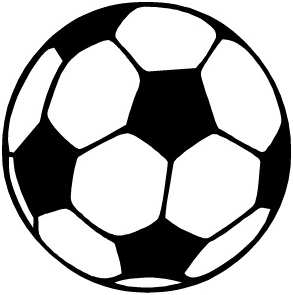 Soccer ball coloring pages clipart best for Soccer balls coloring pages