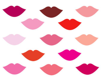 lips clipart