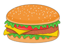 Fast Food Clip Art - ClipArt Best