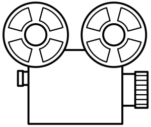 Movie Reels Clip Art - ClipArt Best