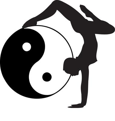yin und yang vektor clipart best. Black Bedroom Furniture Sets. Home Design Ideas