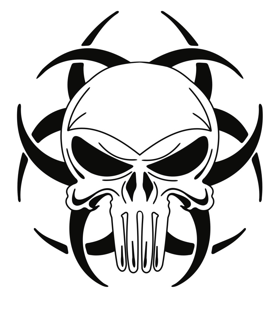 Skulls Pictures Drawings - ClipArt Best