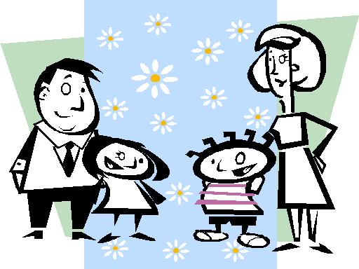 Family Cartoon Pictures - ClipArt Best