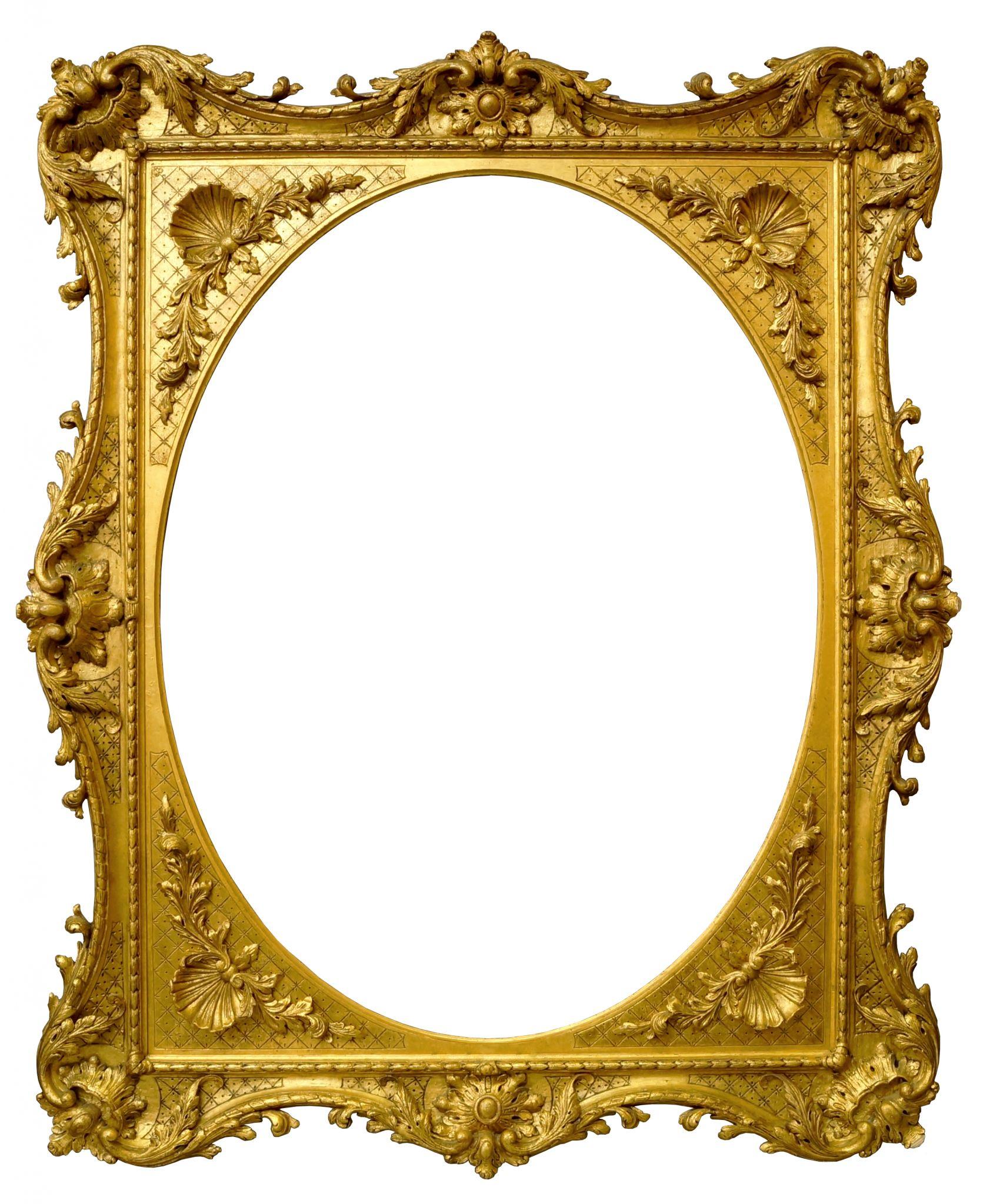 chunky mirror frame