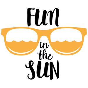 Fun In The Sun - ClipArt Best
