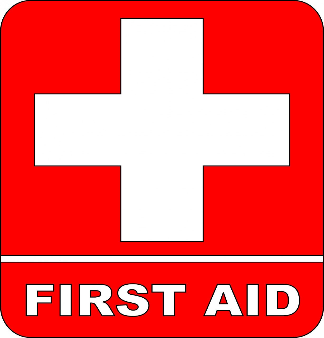 First aid logo clipart best for First aid certificate template free