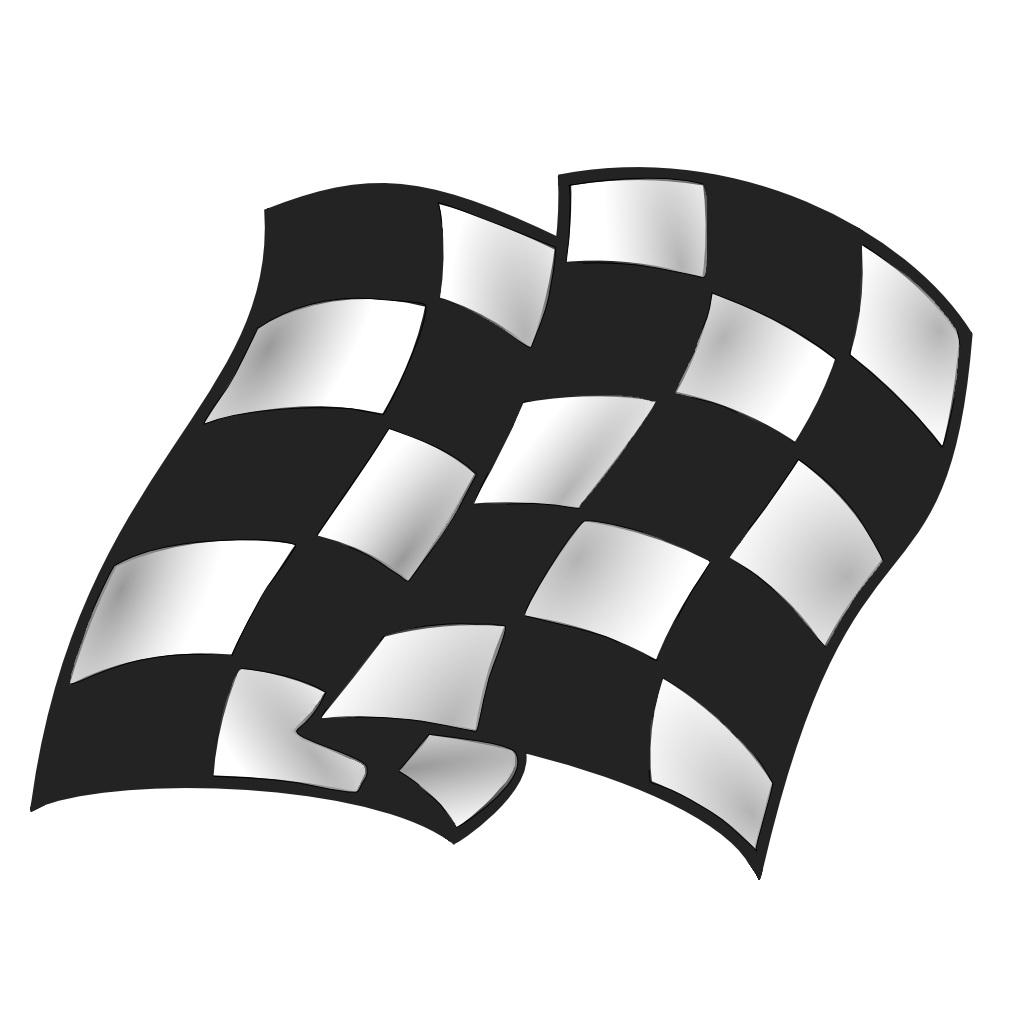 clipart racing flags - photo #42