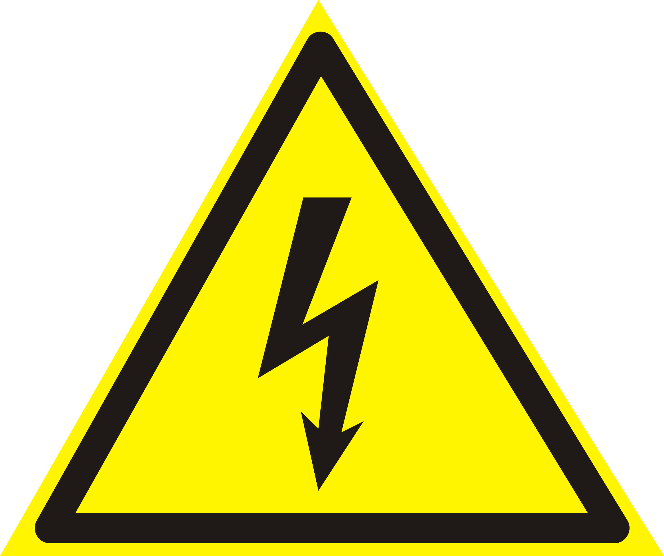 Clipart Electricity Free Electric Shock Symbol Clipart