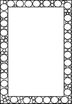 Remarkable image pertaining to free printable page borders