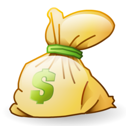 Bag, Cash, Dollar, Funding, Investment, Money, Rick icon | Icon ...
