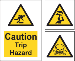 Safety Sign Meanings - ClipArt Best