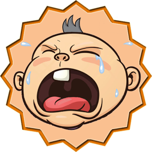 A Baby Crying Animated - ClipArt Best
