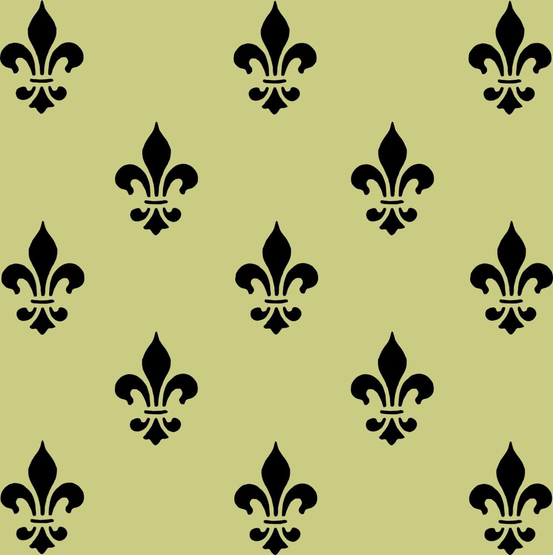 Fleur De Lis Background - ClipArt Best