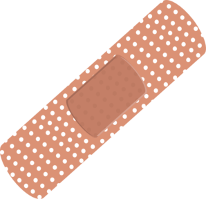 Pink Band Aids - ClipArt Best