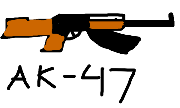 the skies how to find ak47