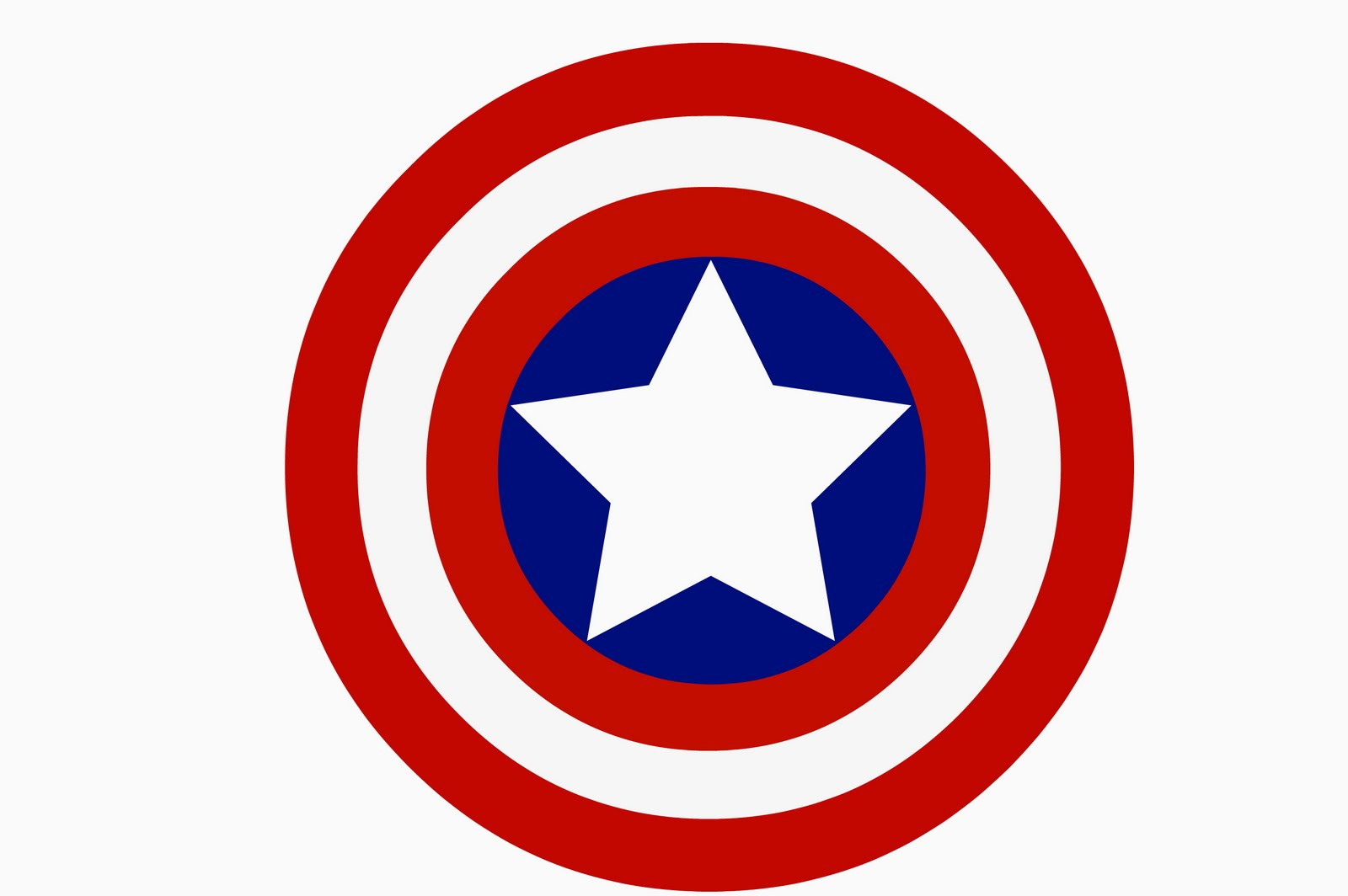 Captain America Clip Art - ClipArt Best Captain America Logo Clip Art