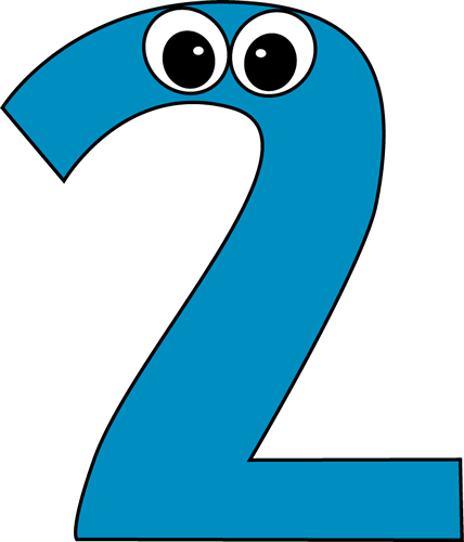 clipart birthday numbers - photo #36