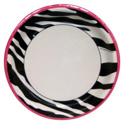 Pink Zebra Invitations as beautiful invitations design