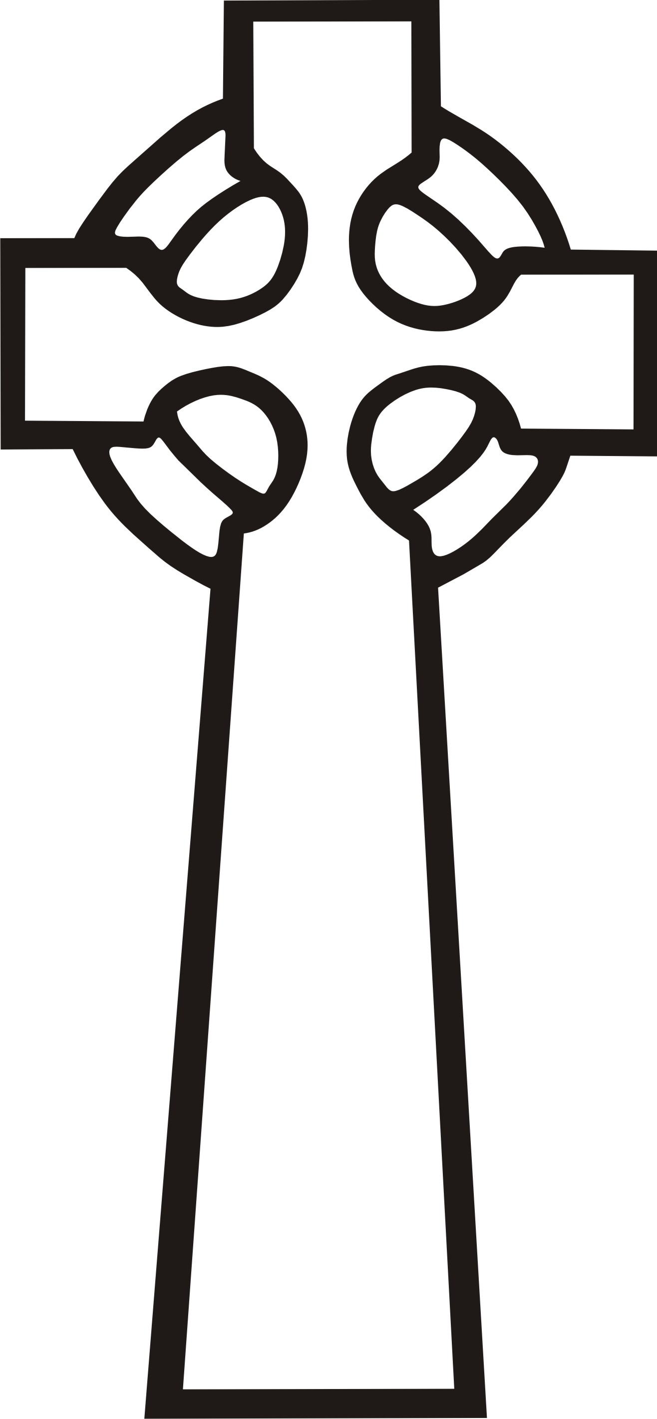 Simple Celtic Designs - ClipArt Best