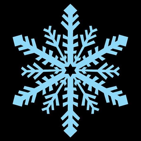 Clipart Snowflake