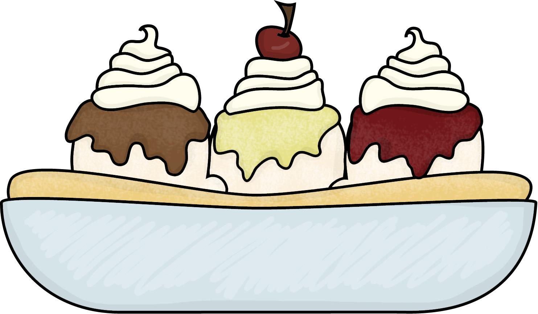ice cream social clipart - photo #31