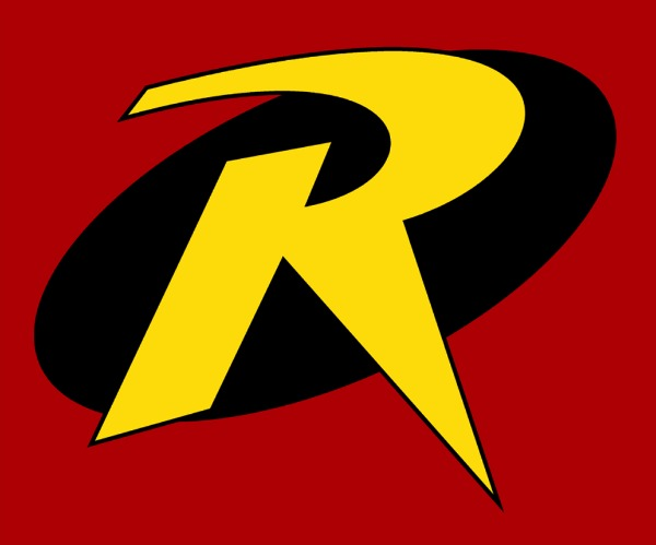 This is a photo of Revered Superhero Logo Printable