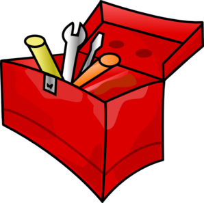 Tool Box Without1 Tool clip art - vector clip art online, royalty ...