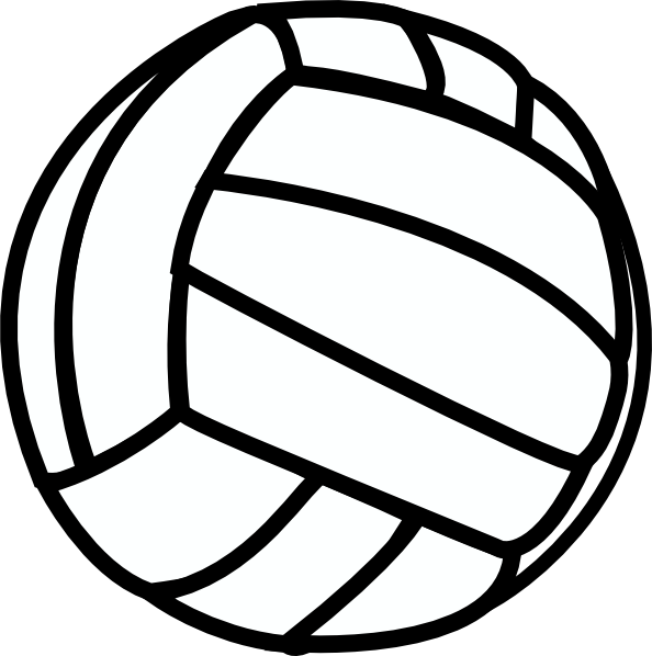 volleyball setting clipart - photo #19