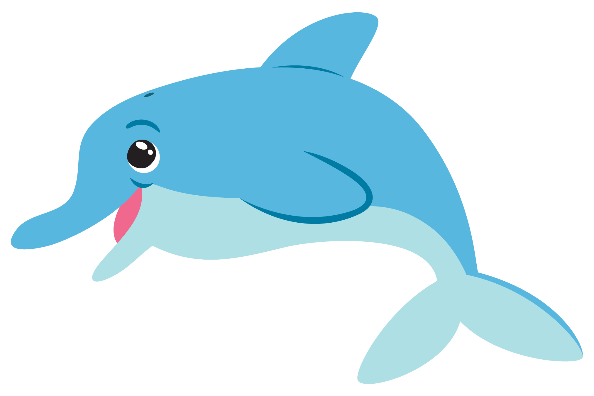 Cartoon Dolphin Images - ClipArt Best
