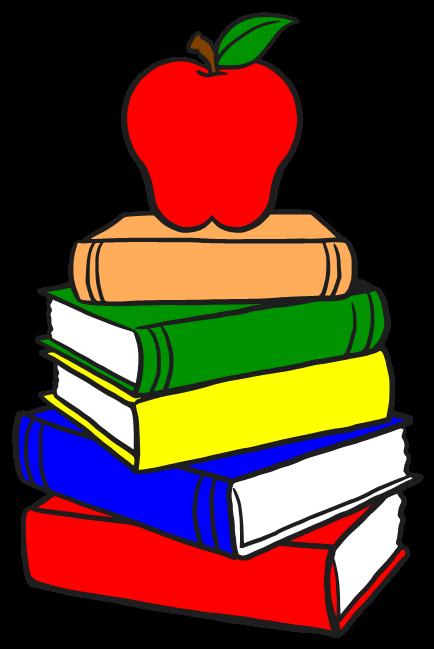 Books Cartoon Pic Cartoon Stack of Books