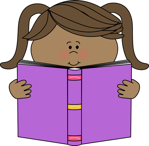 Free Download Clipart Reading A Book