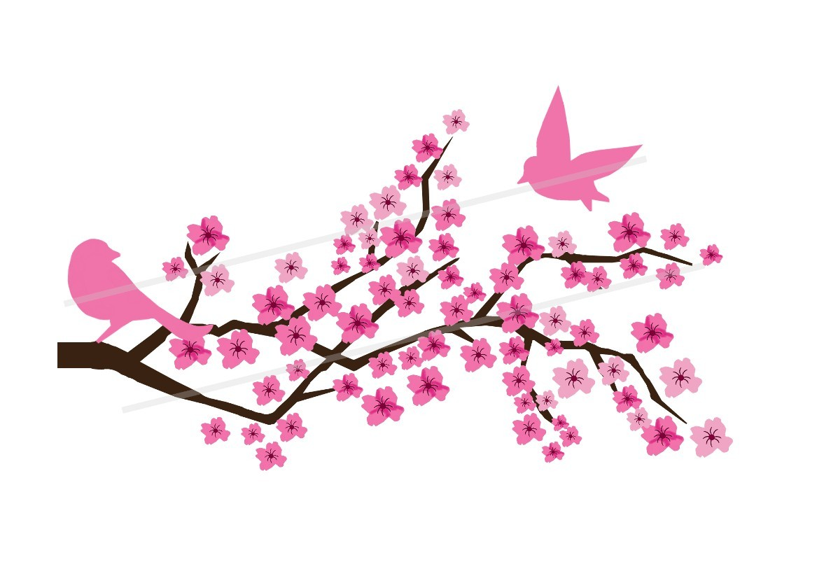 Cherry Blossom Drawings Clip Art - ClipArt Best - ClipArt Best
