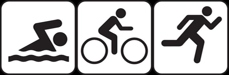 triathlon logos clipart best