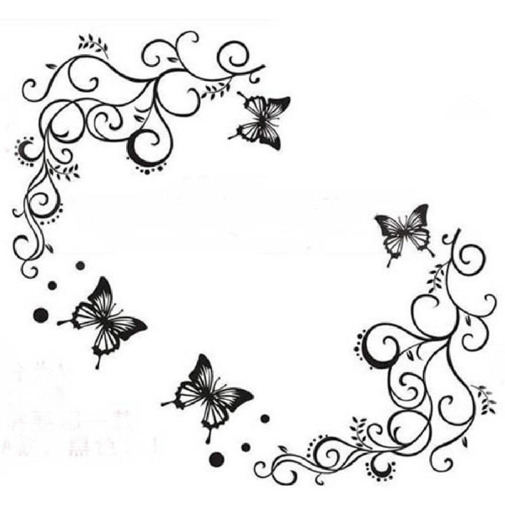 Flower decoration drawing clipart best for Decoration drawing