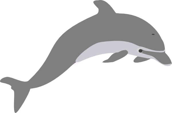 Clip Art Dolphins Clipart dolphins clipart best dolphin outline grey clip art vector online royalty