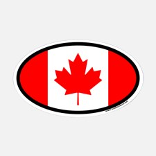 Maple Leaf Bumper Stickers | Car Stickers, Decals, & More