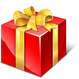 Red Gift Box Clipart Best
