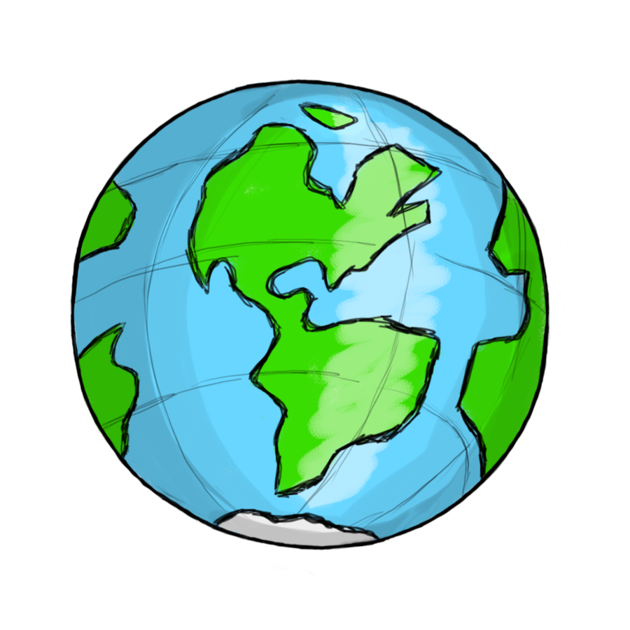 Of The Globe Clipart Best