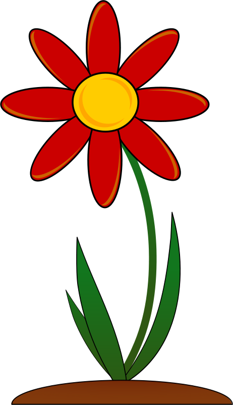 Flower Garden Clipart - ClipArt Best