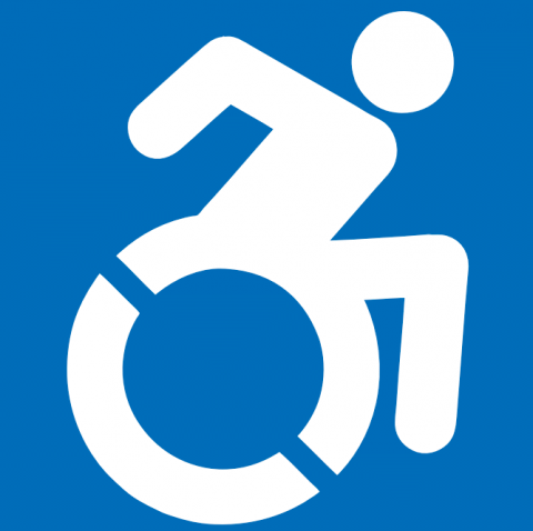 The handicap symbol gets an update — at least in New York state ...