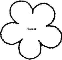 Flower Patterns To Trace - ClipArt Best