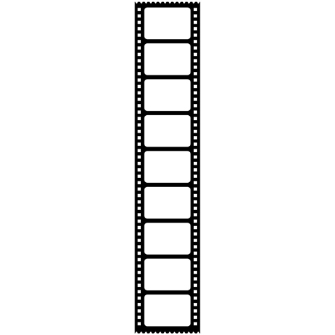 film strip layouts