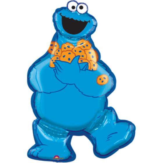Cookie Monster Eating Cookies Clipart Best