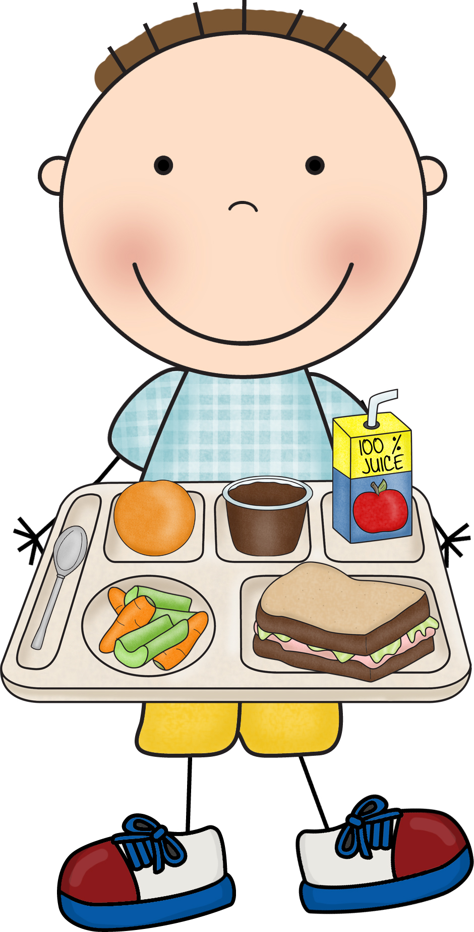 Lunch Clipart - Tumundografico