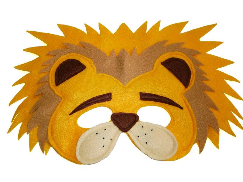 Lion Mask - ClipArt Best