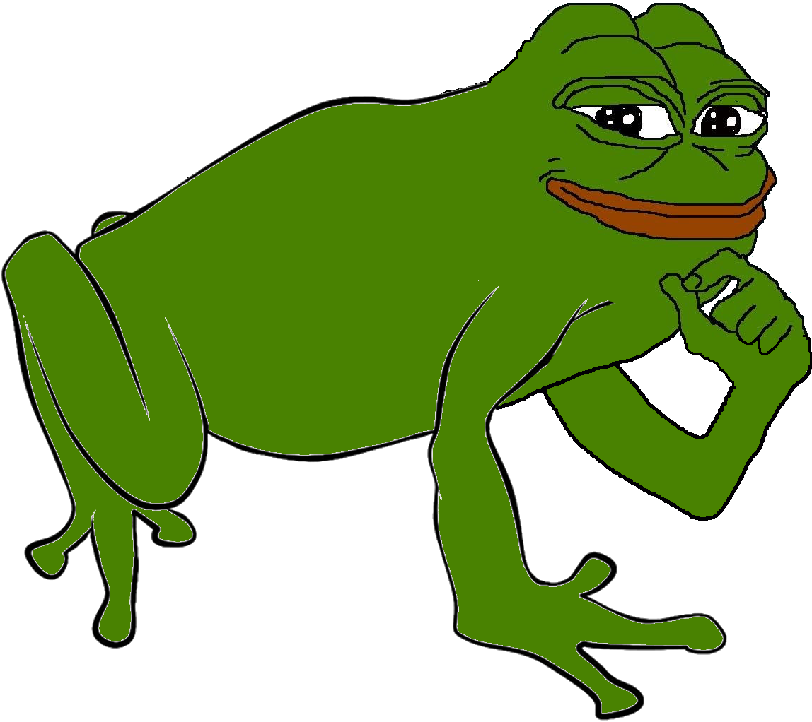Depressed Frog - ClipArt Best