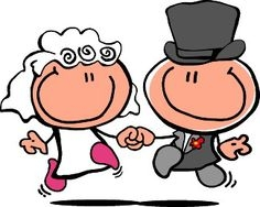 Animated Wedding Clipart