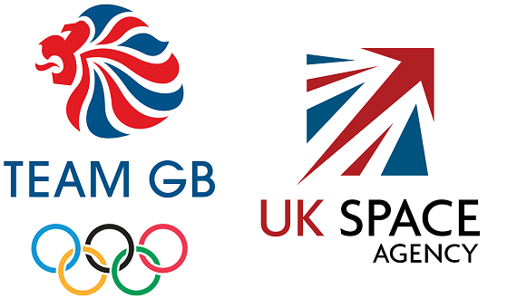 Rosie Lee Imports » UK Olympic and Space Agency Logos