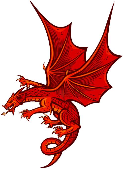 dragon vector download clipart best