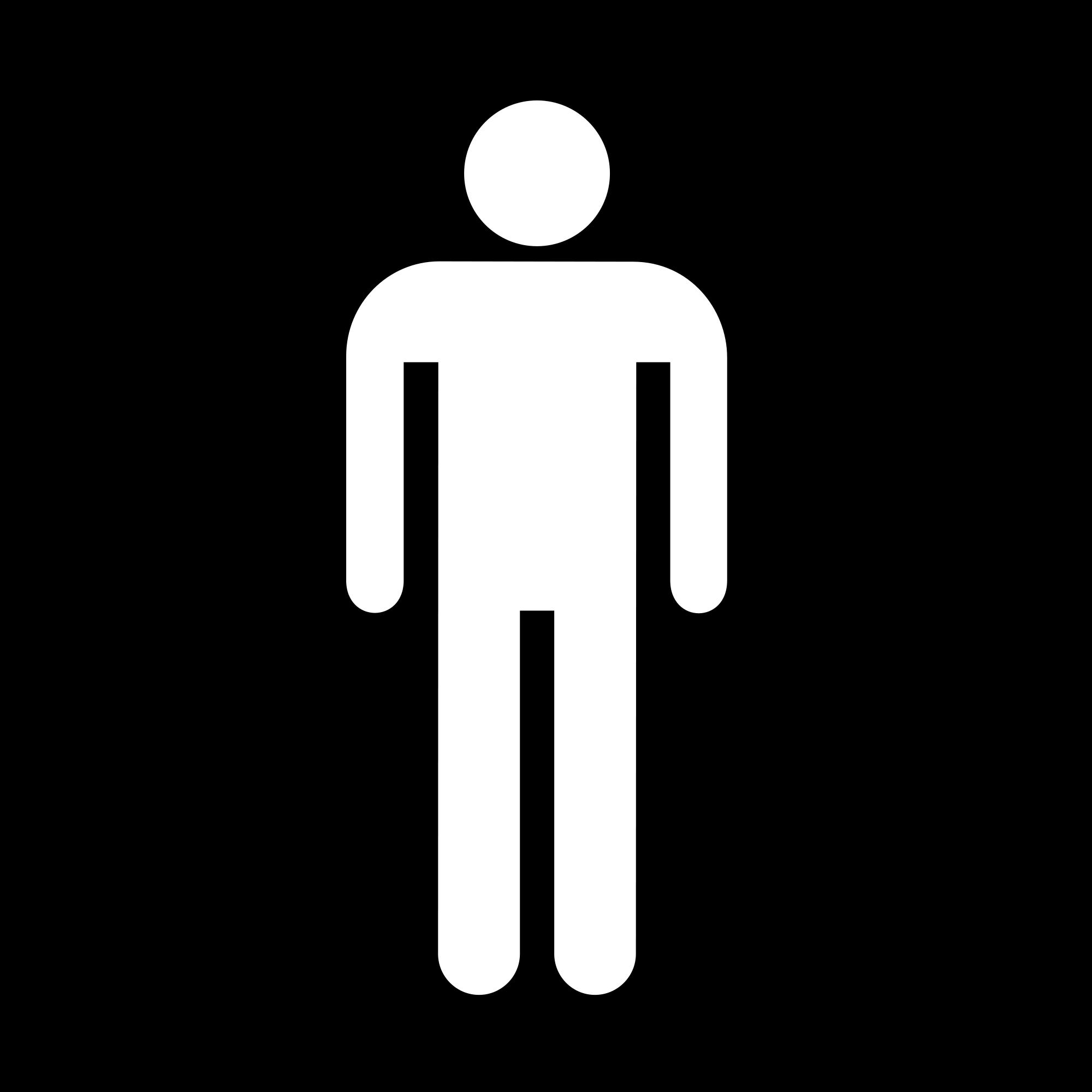 Restroom Symbols Pictograms Clipart Best